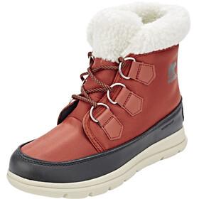 Sorel W's Explorer Carnival Boots Rusty/Black
